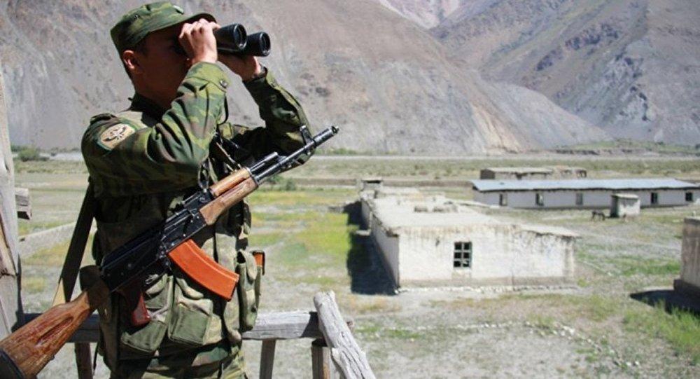 граница Кыргызстан