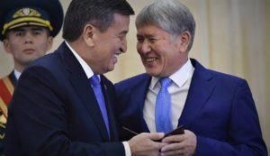 Жээнбеков Атамбаев