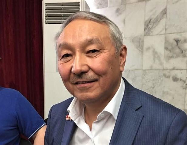 Бактыбек Турусбеков