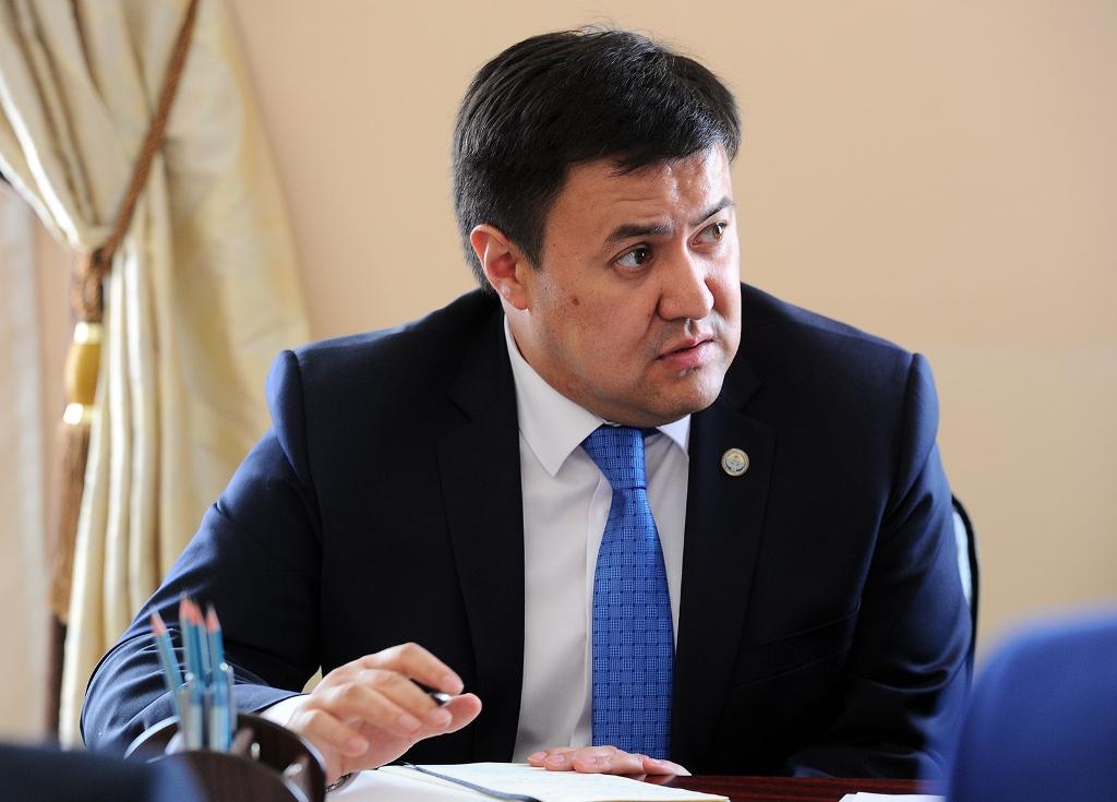 Данияр Сыдыков