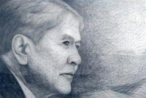 Портрет Атамбаева Джаналиев