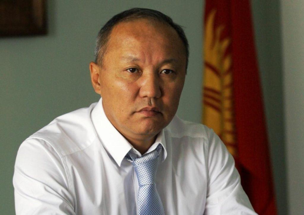 Нариман Тюлеев