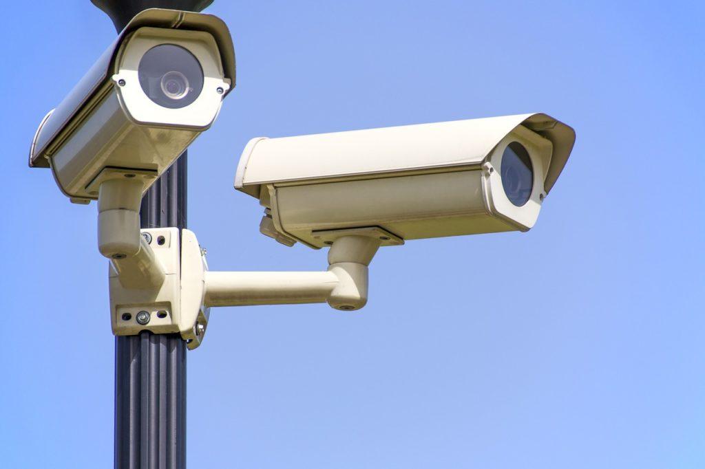 Безопасный город видеонаблюдение камеры