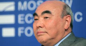 Аскар Акаев первый президент Кыргызстана