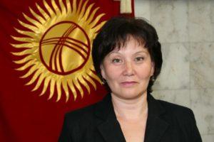 Гульнара Джурабаева ЦИК