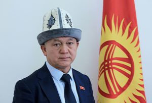 Тулендыбаев Пархат