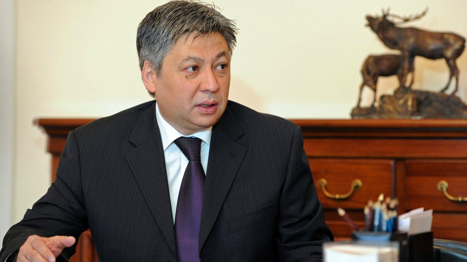 Эрлан Абдылдаев