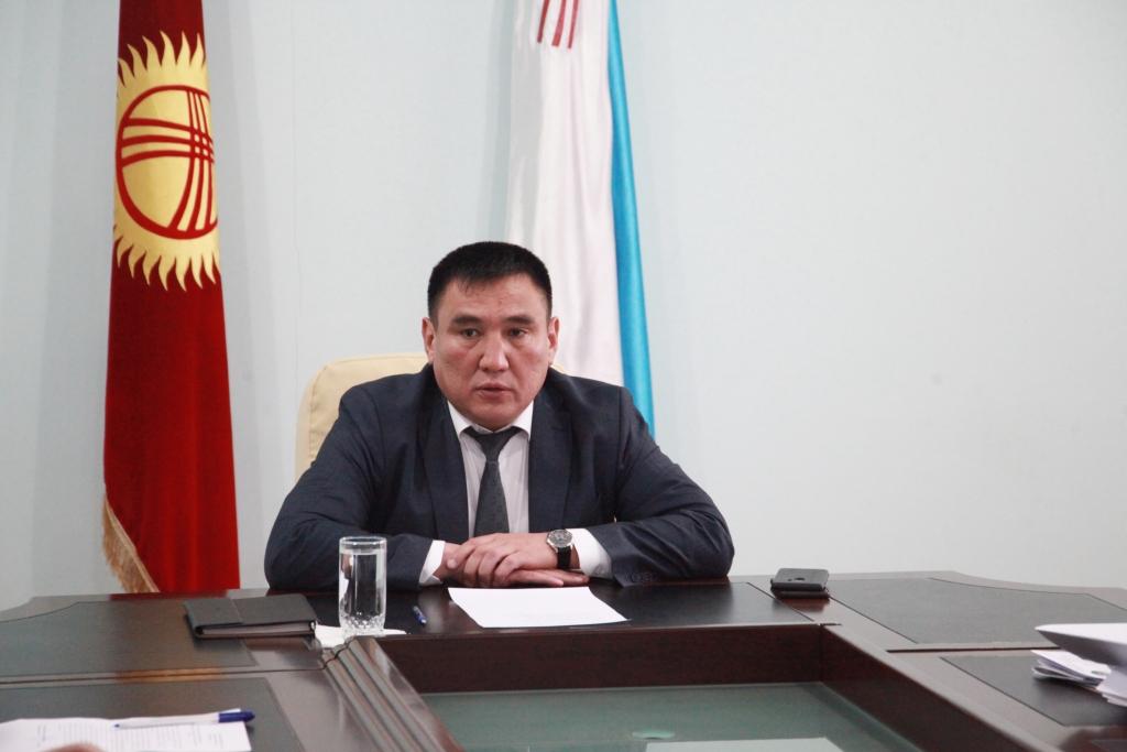 Таалайбек Сарыбашов