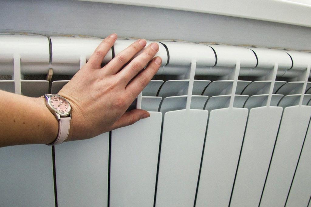 Радиатор батарея теплоснабжение