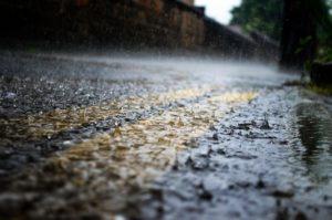 ветер дождь мокро дорога