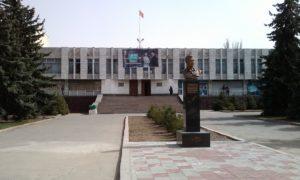 Драмтеатр Каракол