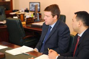 Скотт Перри Абылгазиев
