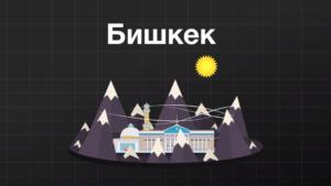 Бишкек смог
