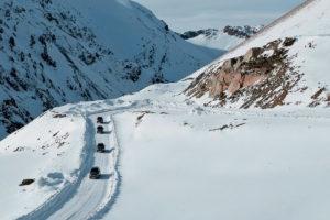 перевал дорога Кыргызстан