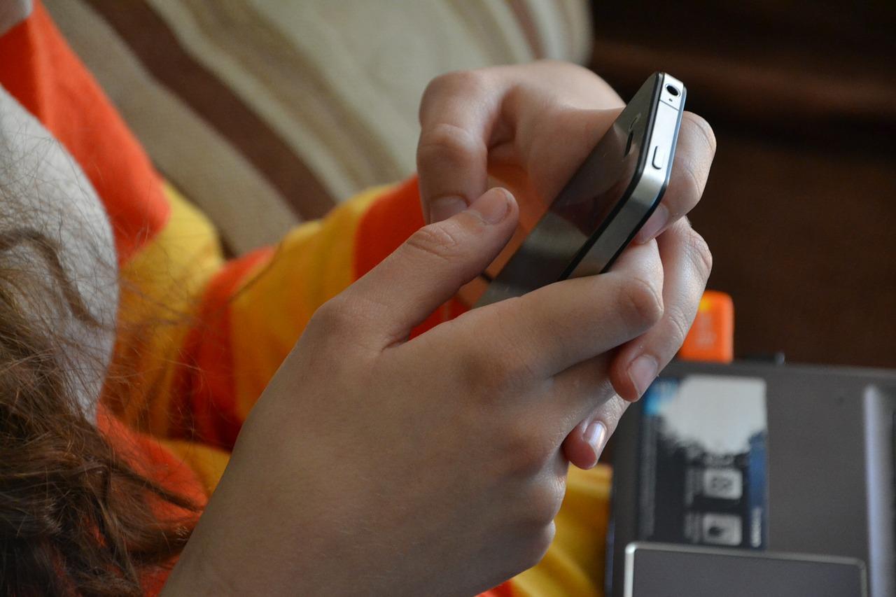 мобильный телефон сотовая связь