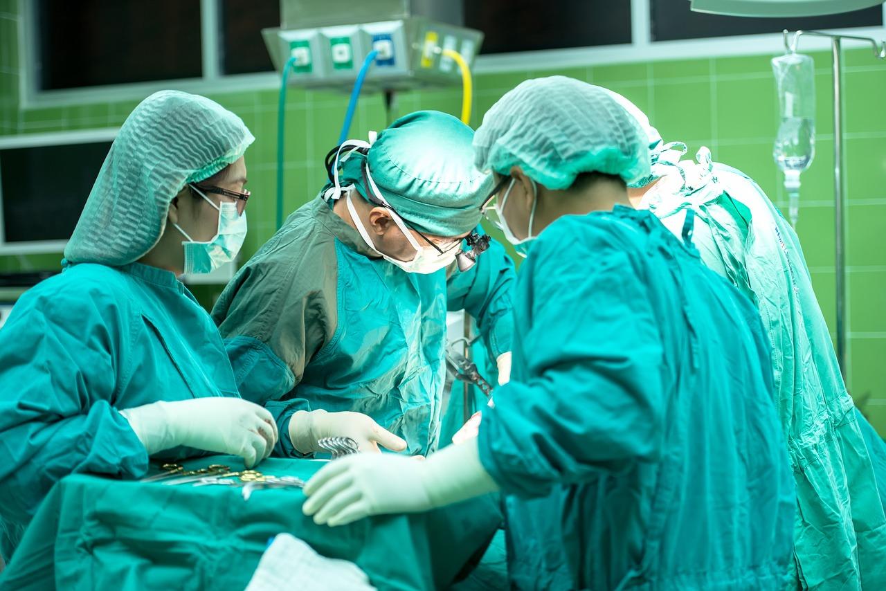 реанимация операция медицина больница